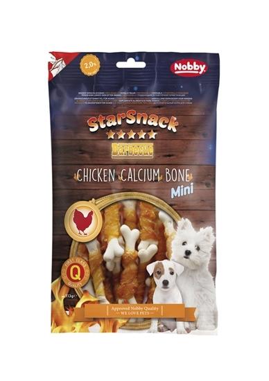 Starsnack Chicken Calcium Bone 113g.