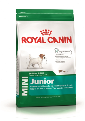 Royal Canin Mini Junior 2 kg.