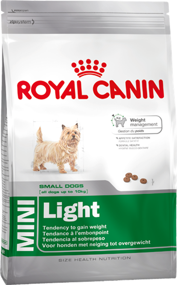 Royal Canin Mini Light 2 kg.