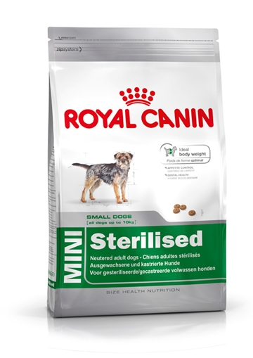 Royal Canin Mini Sterilised 2 kg.